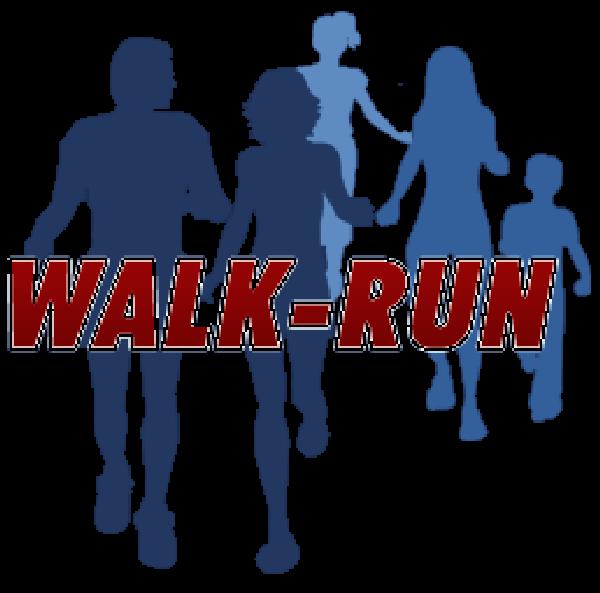 Springfest 1-5-10K Walk/Run Logo