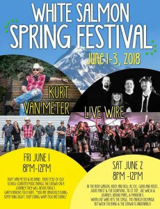 Live Wire - Tribute Band @ Rheingarten Park Stage | White Salmon | Washington | United States