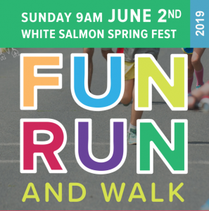 SpringFest Sunday Fun Run/Walk @ Rheingarten Park - Picnic Pavillion | White Salmon | Washington | United States